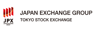 JAPAN EXCHANGE GROUP TOKYO STOCK EXCHANGE